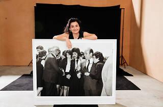 The National 2019 Cherine Fahd Photograph: Daniel Boud