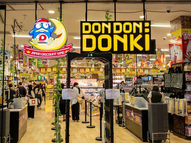 Donki Mall Thonglor