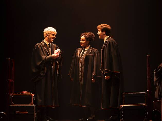 Harry Potter and the Cursed Child play review Melbourne