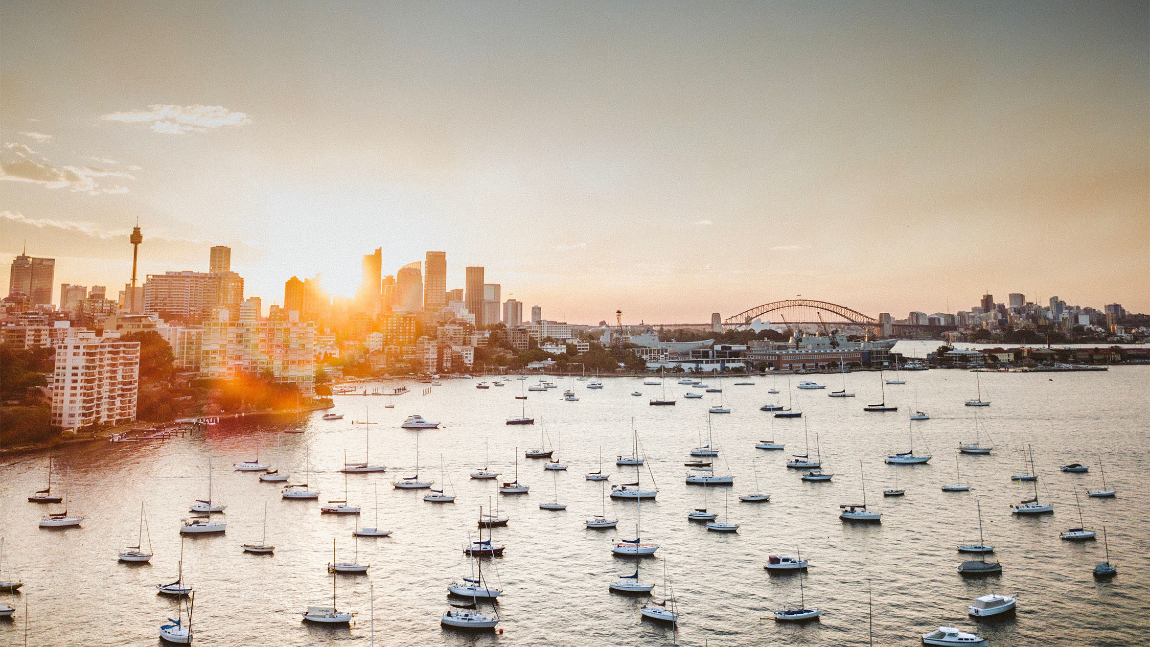 The best ways to experience Sydney Harbour