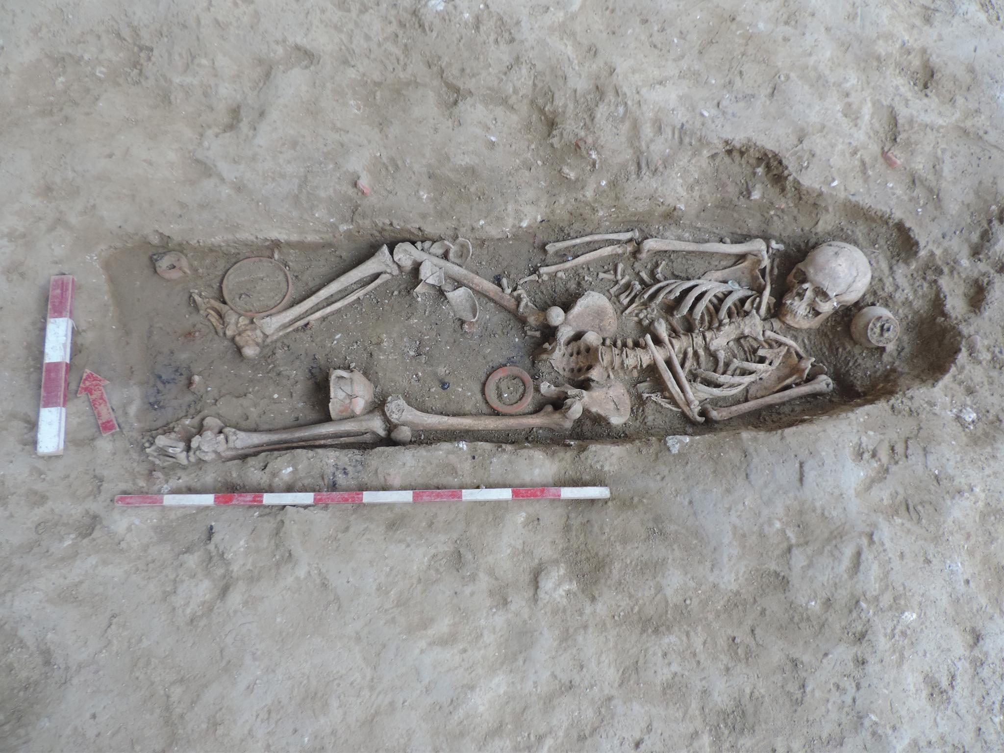 Necrópole Romana