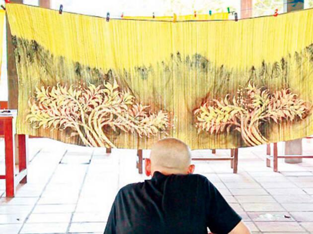 Cambodian Textiles
