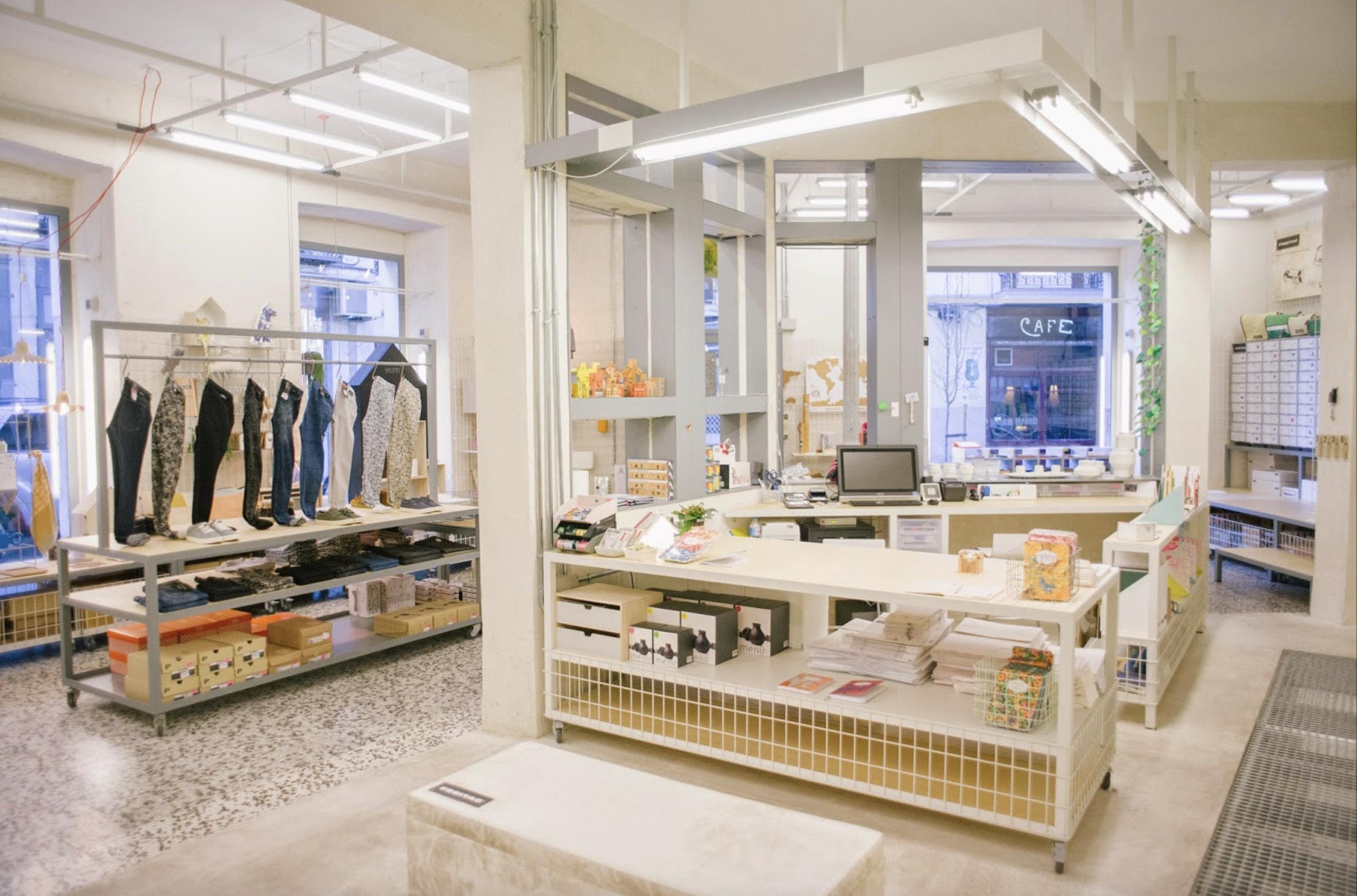 Despacio Concept Store