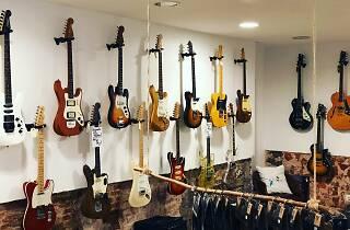 Headbanger Rare Guitars