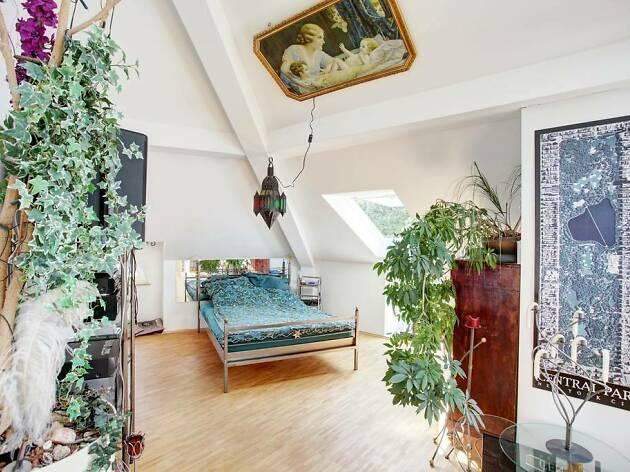 airbnb frankfurt