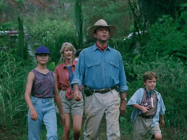Parque Jurásico llega a Netflix