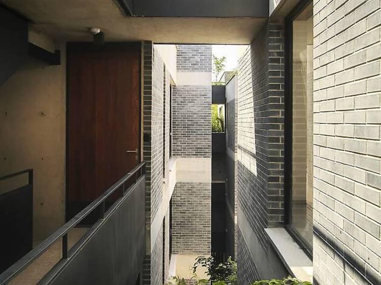 Arquitectura y Territorio de Estudio MMX