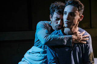 Angels in America Old Fitz Theatre 2019
