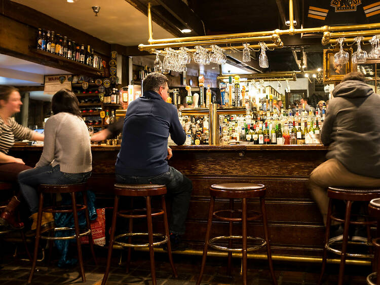 The oldest bars in Boston