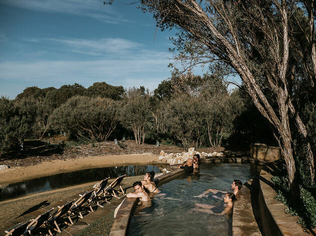 Peninsula Hot Springs is opening a new venue in East Gippsland