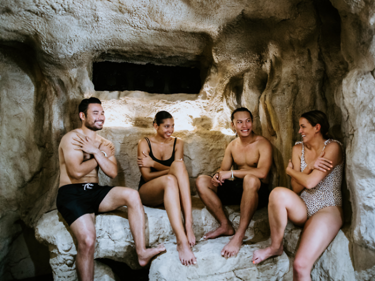 Be brave and tackle the cold in Australia's first ice cave