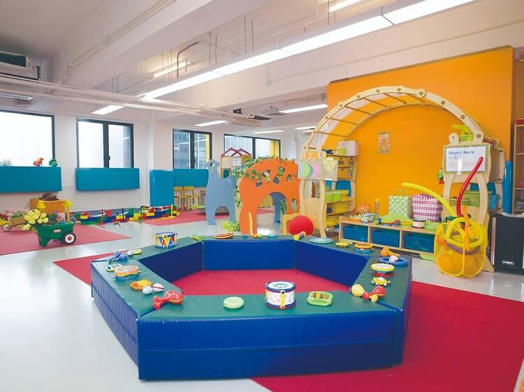 Wise-Kids Playroom