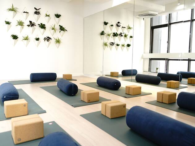 Santi Space Sport And Fitness In Wan Chai Hong Kong