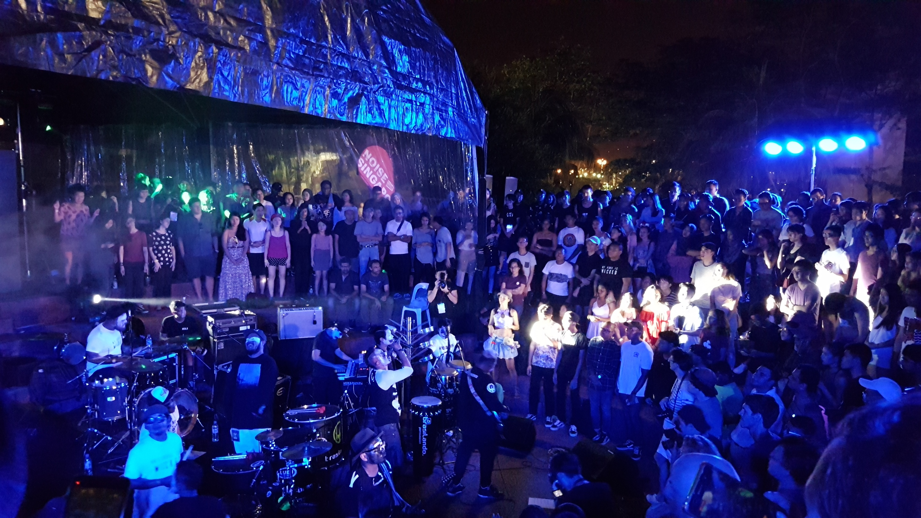 Noise Invasion Festival by Invasion Singapore