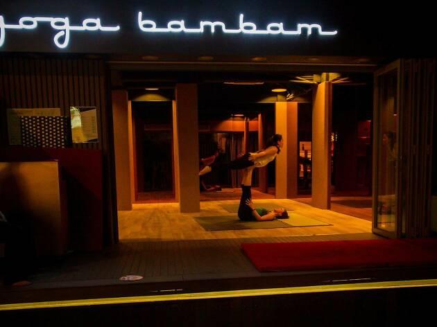 Yoga BamBam