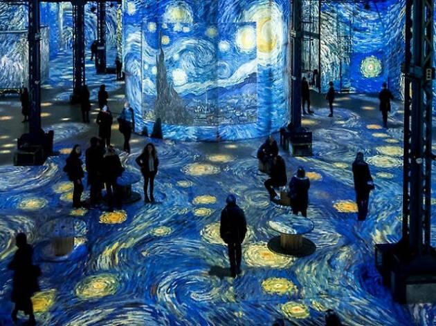 © Culturespaces - E. Spiller / Expo Van Gogh