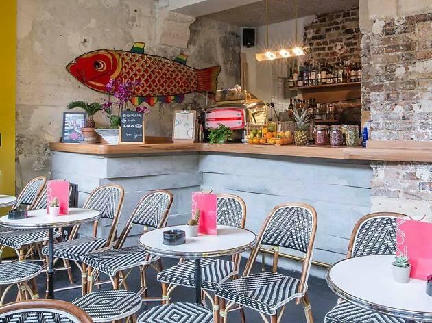 Les meilleures terrasses où bruncher au soleil à Paris