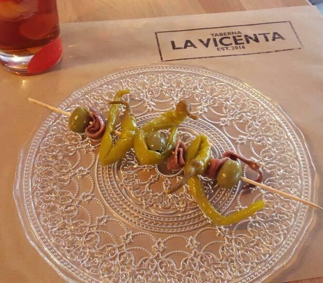 Taberna La Vicenta