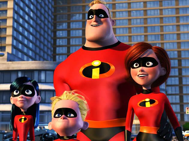 The Incredibles 2: Os Super-Heróis (2018)