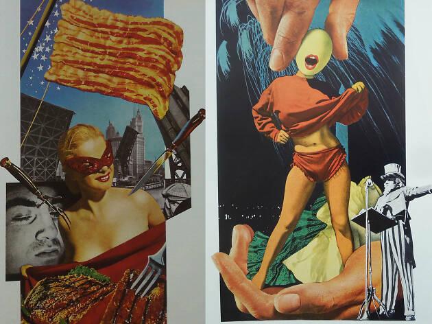 Exposición Gráfica en el exilio: Josep Renau en el periodo mexicano