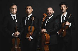 Borusan Quartet - Shenyang