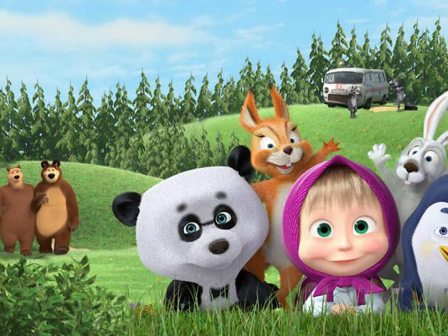 Masha y el oso: Temporada 3