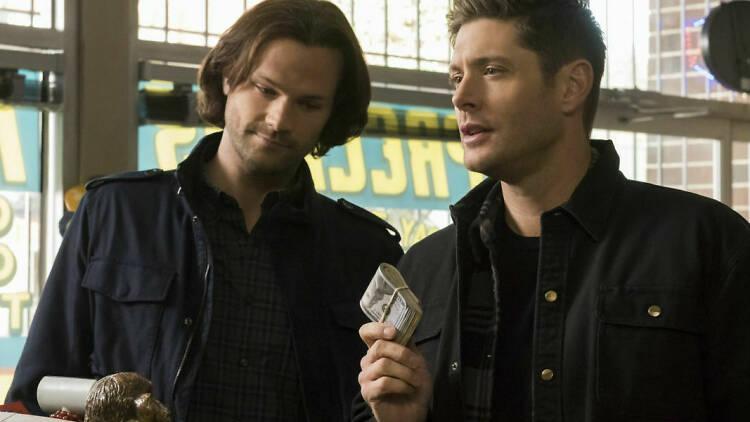 Supernatural de Warner Channel