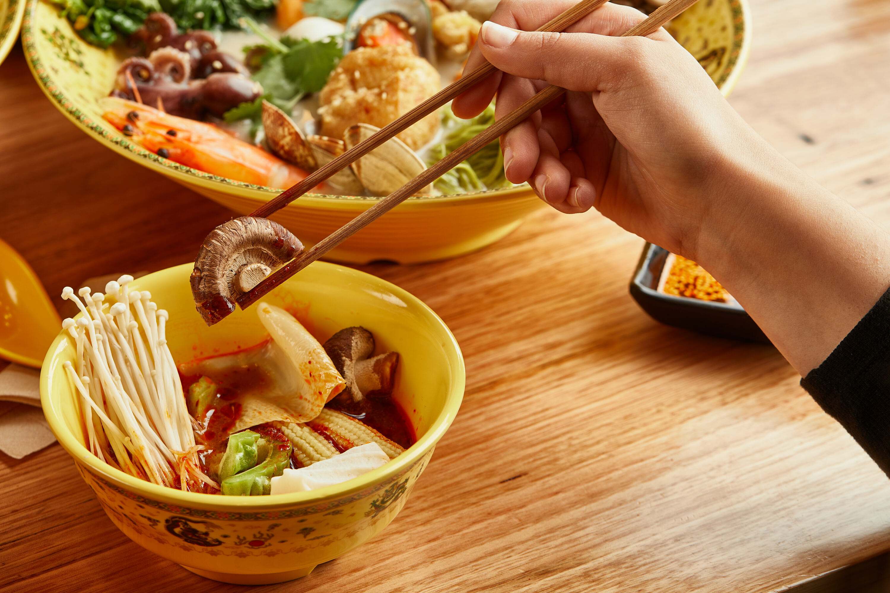 Where to eat hot-pot-for-one in Melbourne