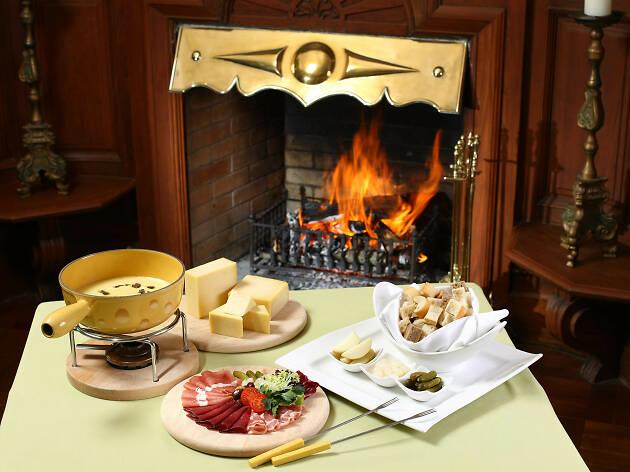 Verandah Cheese Fondue
