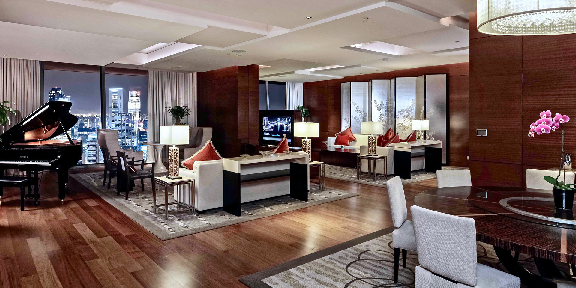 Marina Bay Sands - Chairman Suite