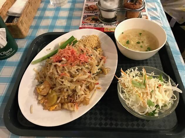ソウルフードバンコク 溜池山王店