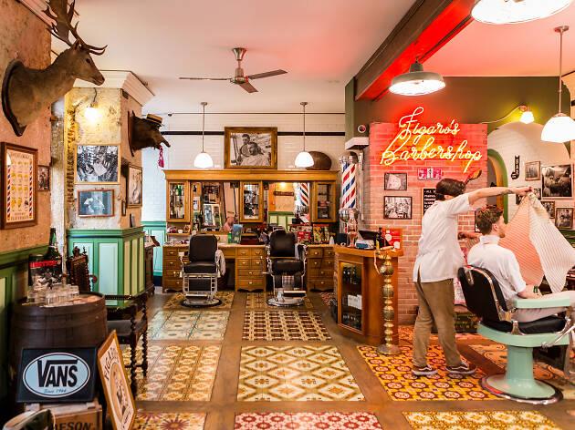 Figaro's Barbershop Downtown
