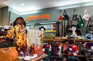 Jupiter urban & vintage shop