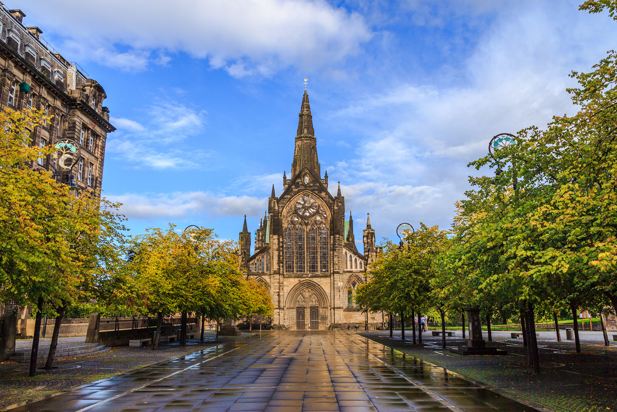 4f544ea47 Glasgow Cathedral. Photograph  Shutterstock