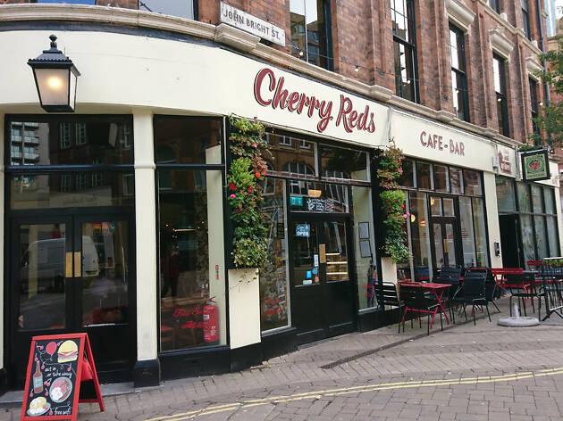 Cherry Red's