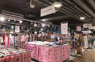 Shibuya109 outlet @d2 place