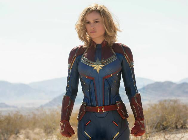 Capitana Marvel, la nueva película de Marvel
