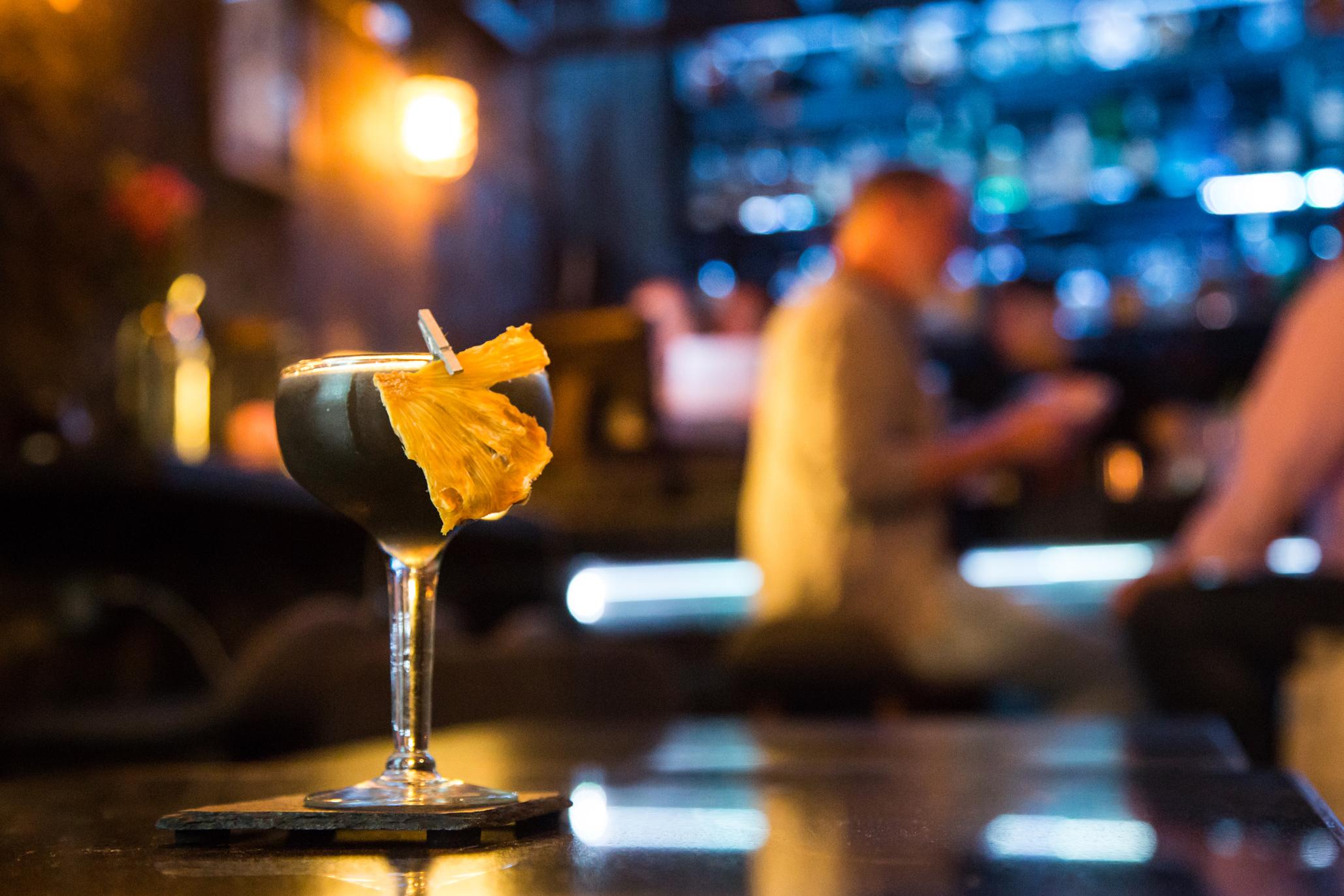 Deleted Souls, bar oculto y cocteles de autor en Condesa