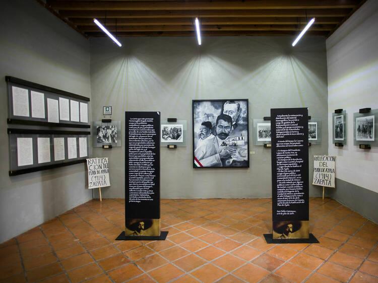 Museo Cuartel Zapatista