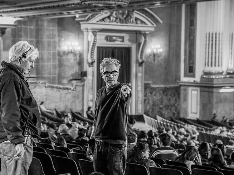 Alfonso Cuaron 父子檔上陣