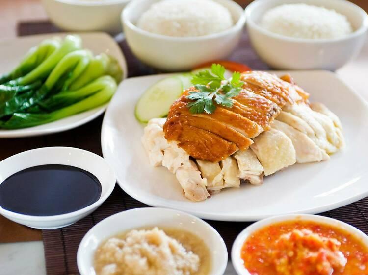 Makan Spotlight: Chicken rice