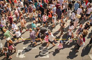 Sydney Road Street Festival 2018 Brunswick Music Festival