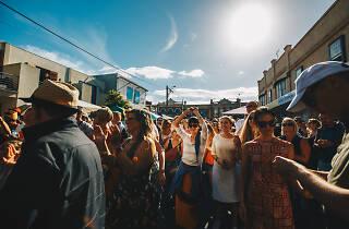 Brunswick Music Festival Sydney Road Festival 2018