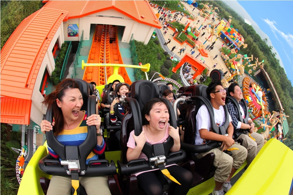 Disneyland - RC Racer