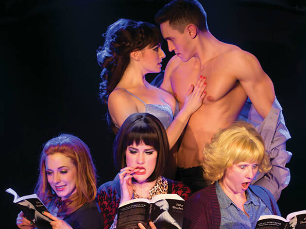 50 Shades! The Musical Parody Alex Theatre 2019