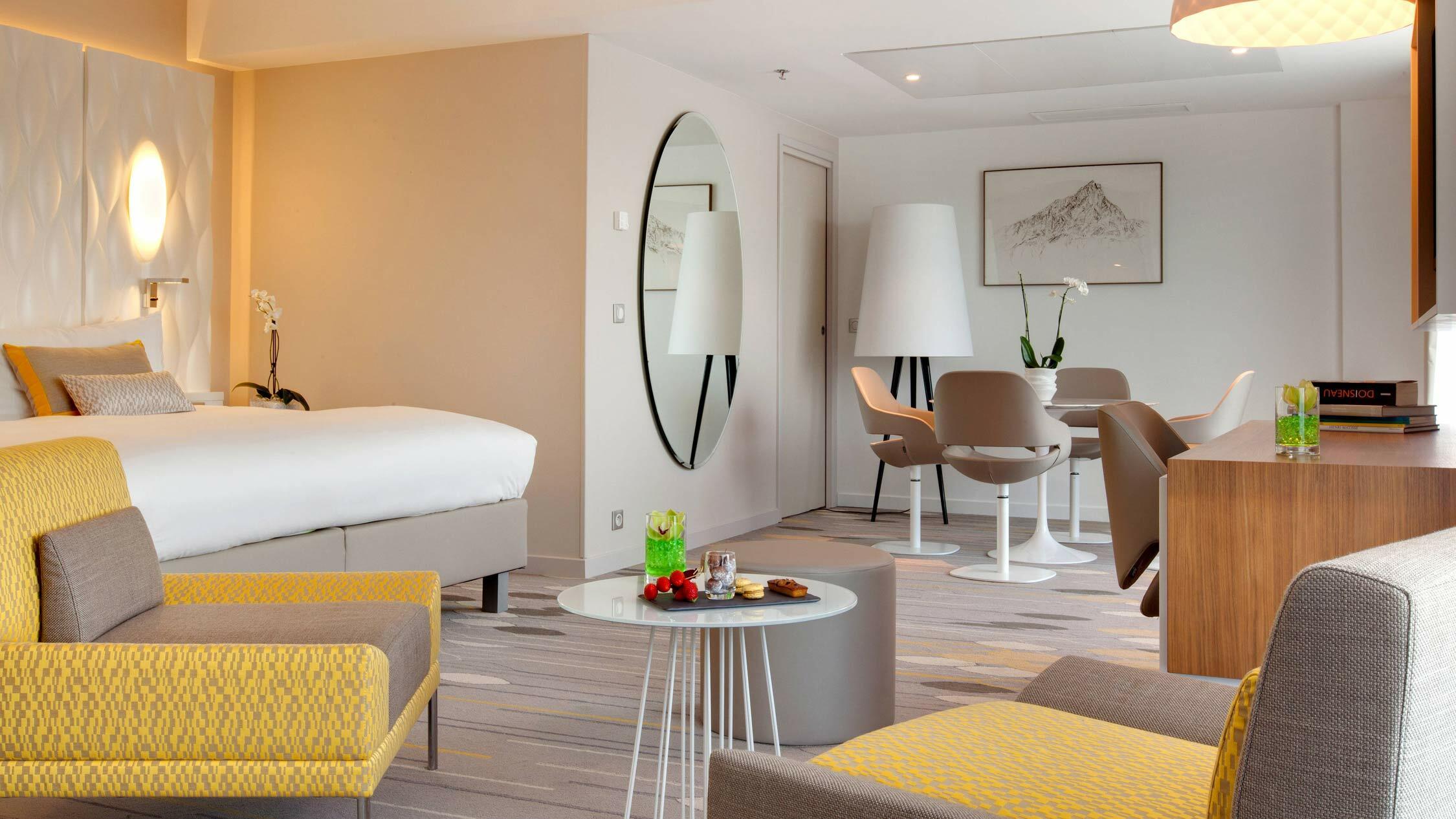 Qantas Hotels Renaissance Aix En Provence Hotel