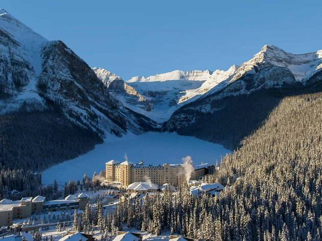 Qantas Hotels Fairmont Chateau Lake Louise