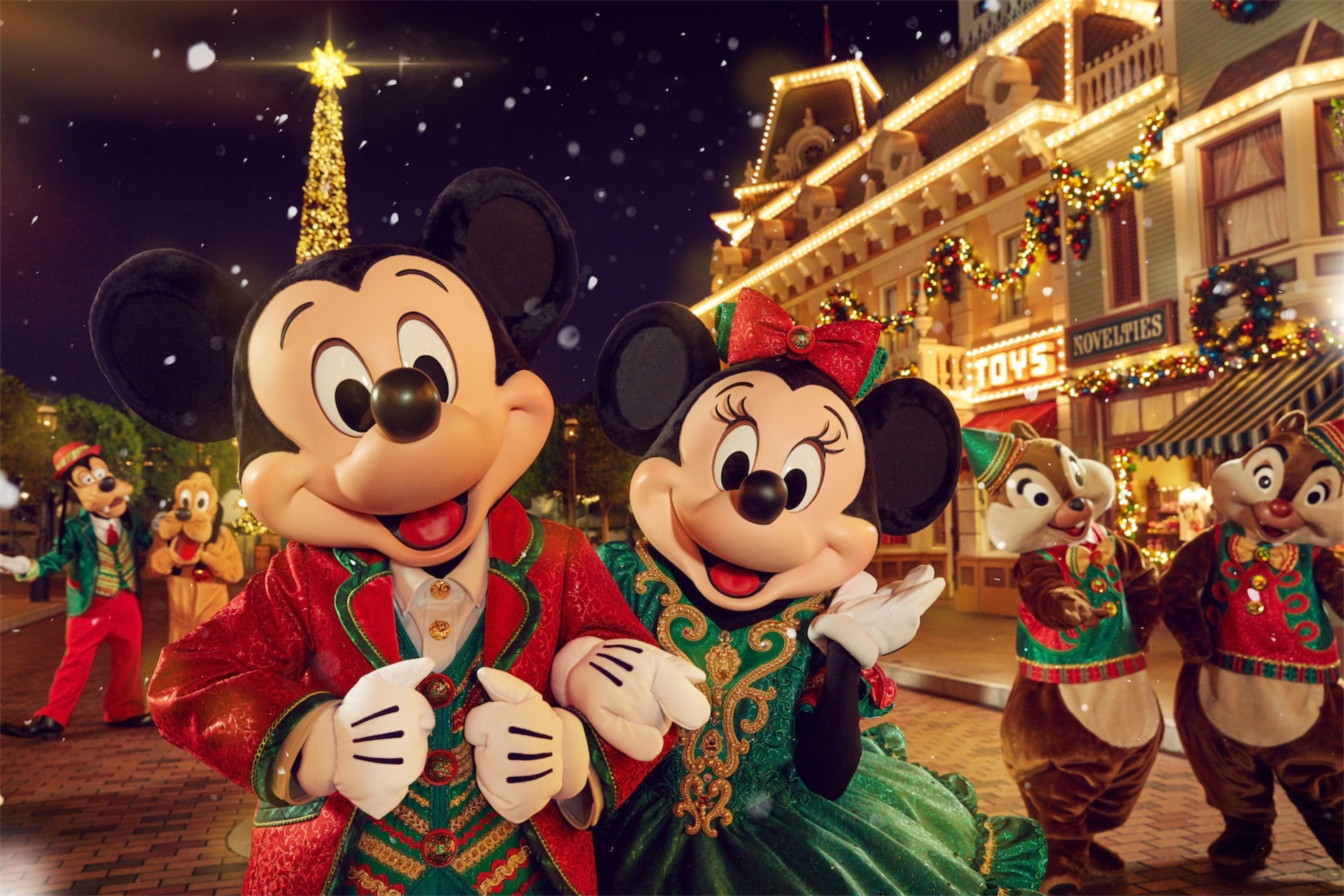 Disneyland - A Disney Christmas