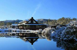 Qantas Hotels Peppers Cradle Mountain