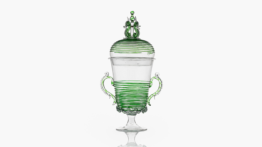 Liquid Light: 500 Years of Venetian Glass